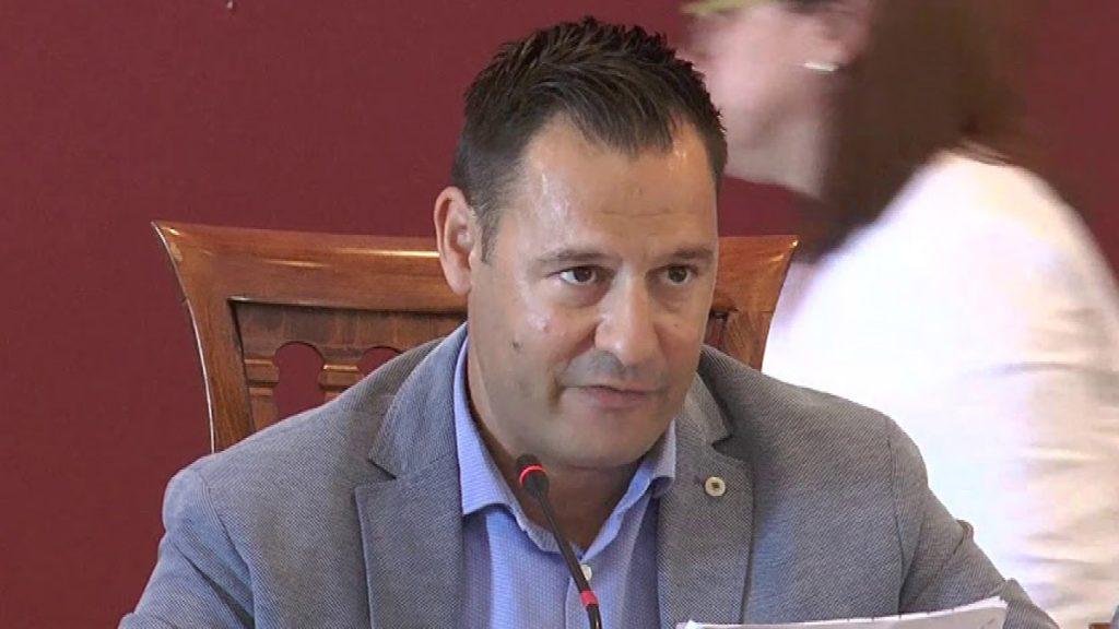 Σταύρος Κακολύρης (Πρόεδρος Δημοτικού Συμβουλίου)