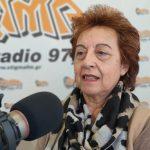 Μιμίκα Σταμίρη (Πρόεδρος Μαθητικής Μαντολινάτας Ζακύνθου)